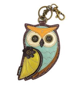 Chala Key Fob Owl A