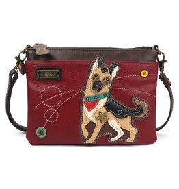 Chala Mini Crossbody German Shepherd