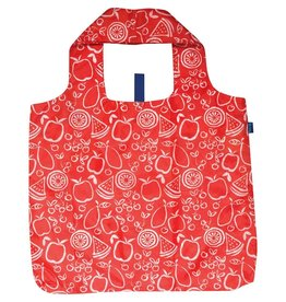 Rock Flower Paper 39-8383I Fruit Red Blu Bag