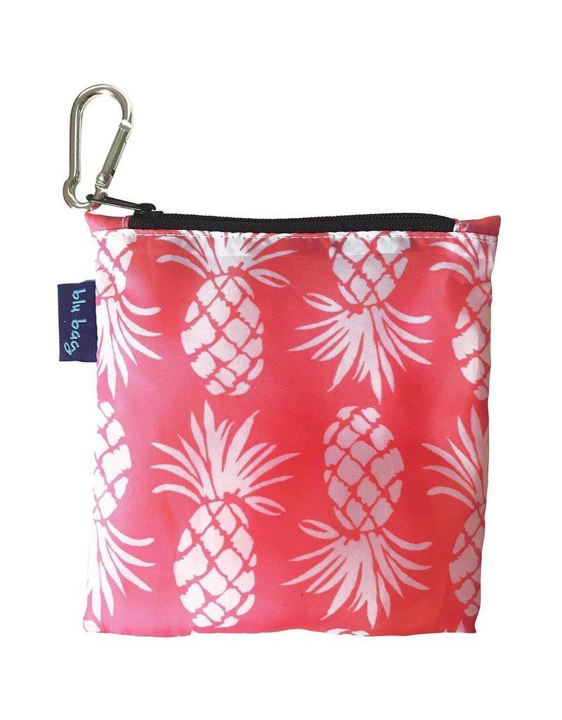 39-8123W Pineapple Pink Blu Bag