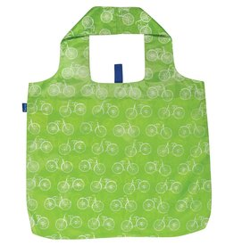 Rock Flower Paper 39-7880P Summer Bikes Lime Blu Bag