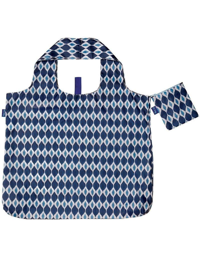 Rock Flower Paper Jai Navy Blu Bag