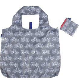 Rock Flower Paper Summer Bikes Grey Blu Bag