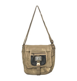 3908 Tan Canvas Bag