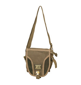 3912 Green Canvas Bag