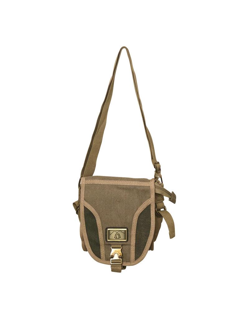 3912 Green Canvas Bag
