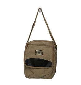 Triple Tree Canvas 3930 Khaki Canvas Padded Tablet Bag