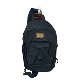 Triple Tree Canvas 3977 Blue Canvas Sling