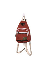 Triple Tree Canvas 3979 Coral Canvas Sling