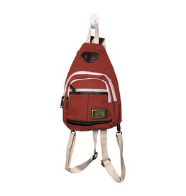 3979 Coral Canvas Sling