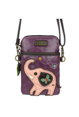Chala Cell Phone Crossbody Elephant