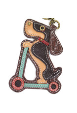 Chala Key Fob Wiener Dog