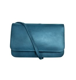 6517 Jeans Blue - RFID Smartphone Crossbody