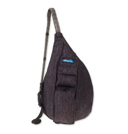 Kavu Mini Rope Sling - Black Oak