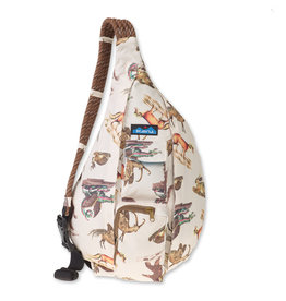 Kavu Rope Sling SS19 - Day Menagerie
