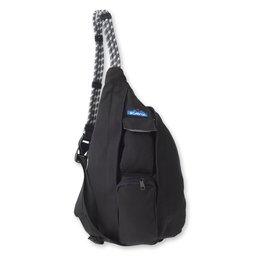 Kavu Mini Rope Bag - Black