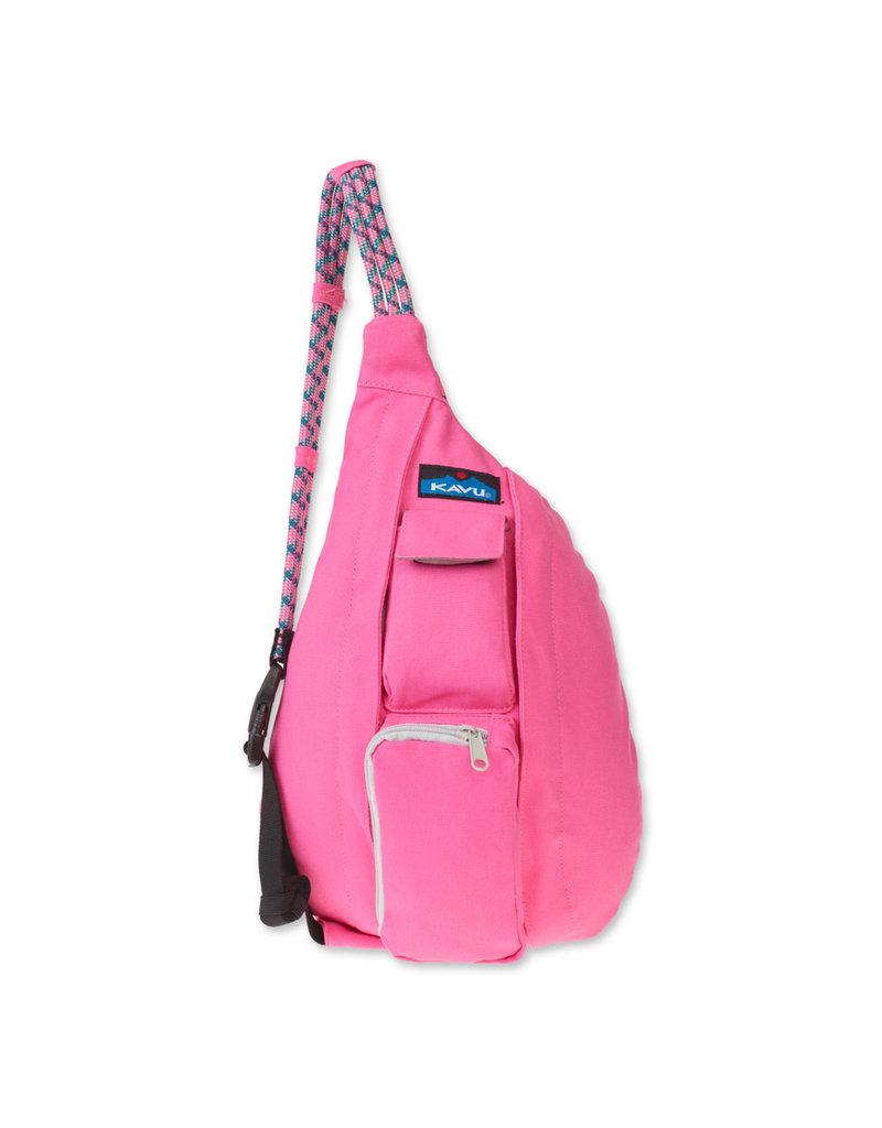 Kavu Mini Rope Bag SS19 - Pink Crush