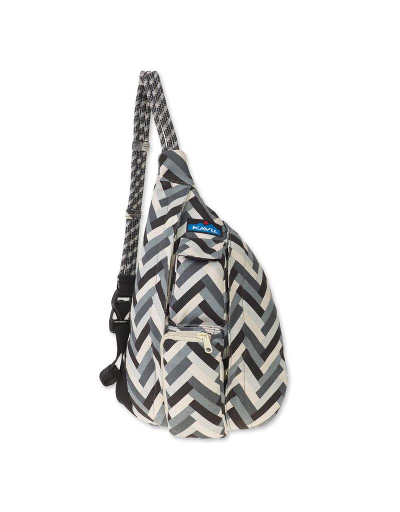 Kavu Mini Rope Bag SS19 - Stone Parquet
