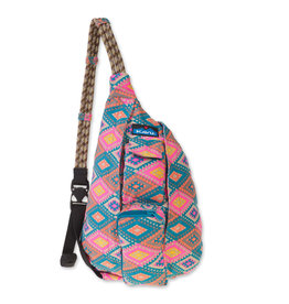 Kavu Mini Rope Bag SS19 - Rhombus Rug