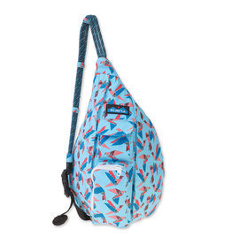 Kavu Mini Rope Bag SS19 - Paper Flock