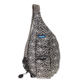 Kavu Rope Bag SS19 - Black Batik