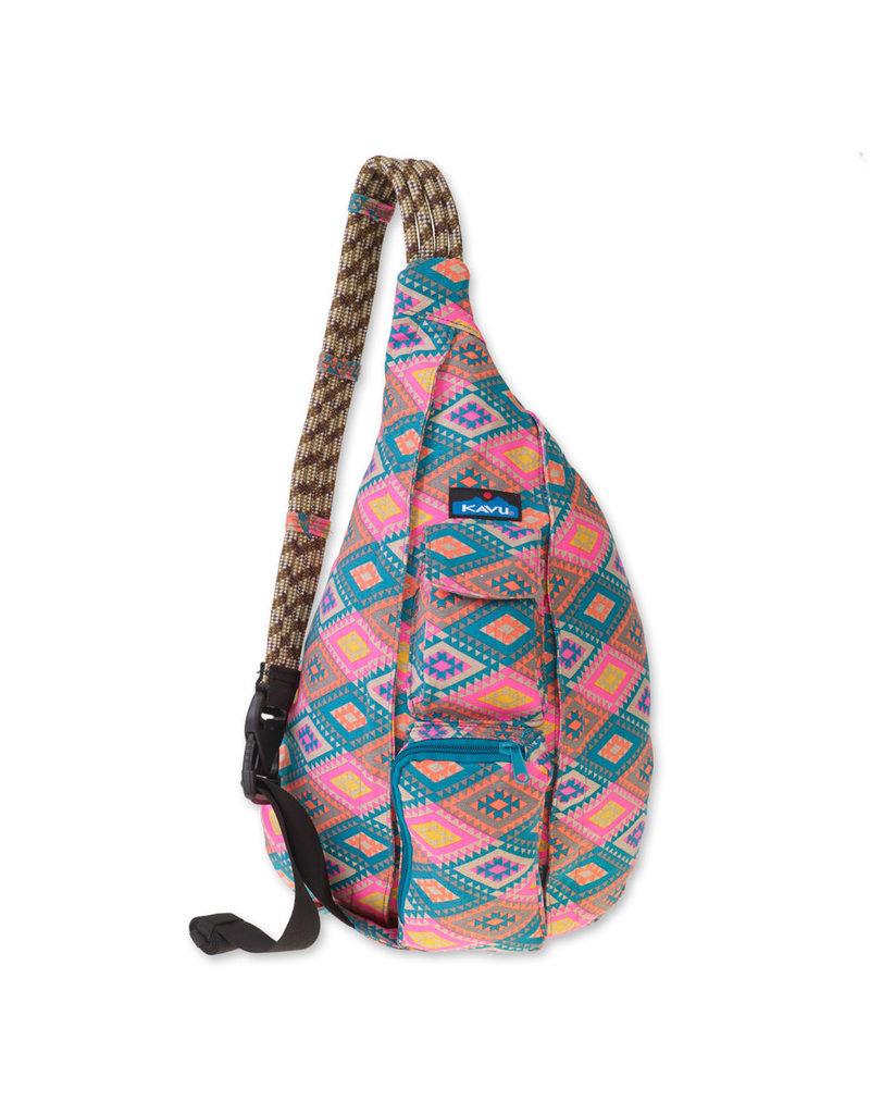Kavu Rope Bag SS19 - Rhombus Rug