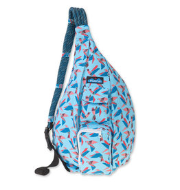 Kavu Rope Bag SS19 - Paper Flock