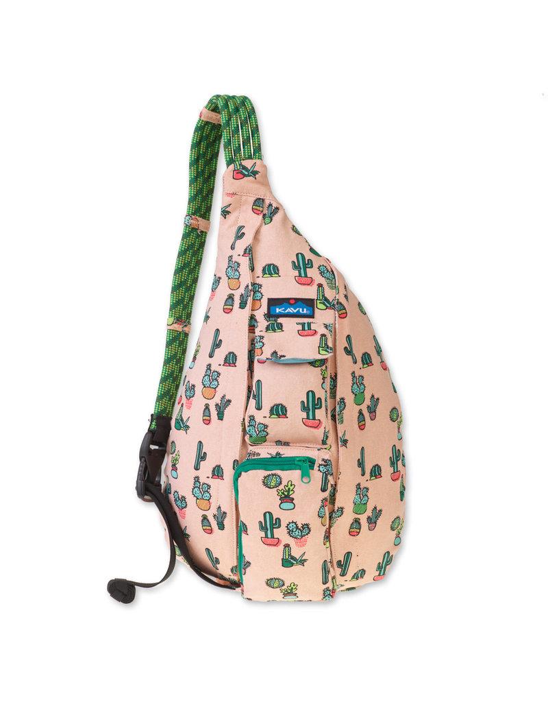 Kavu Rope Bag SS19 - Prickle Perfect