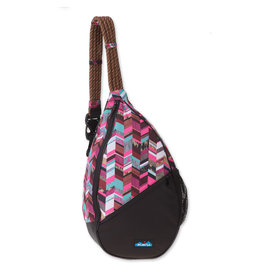 Kavu Paxton Pack SS19 - Sunset Blocks