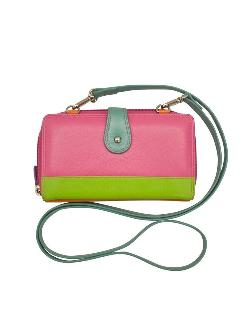 Leather Handbags and Accessories 6364 6 Plus Wallet Palm Beach