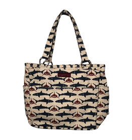 Bungalow 360 Pocket Bag Shark