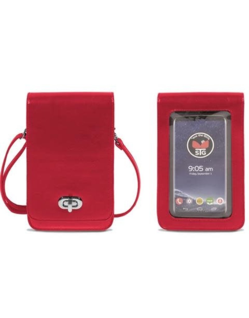 Save The Girls Classic Elegance (RFID) - Red