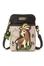 Chala Cell Phone Crossbody Goat