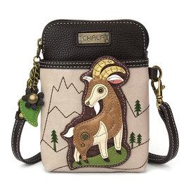 Chala Cell Phone Crossbody Goat