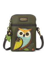 Chala Cell Phone Crossbody Owl A Gen II