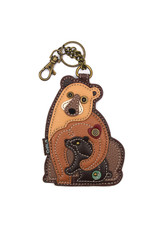 Chala Key Fob Two Bears