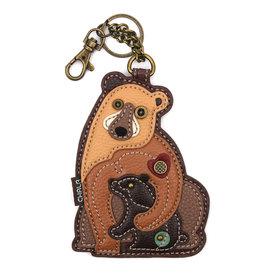 Chala Key Fob Two Bears