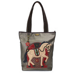 Chala Everyday Zip Tote II Horse A Gen II