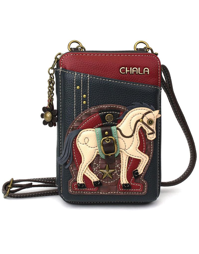 Chala Wallet Crossbody Horse A Gen II