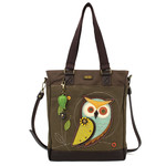 Chala Work Tote Owl A