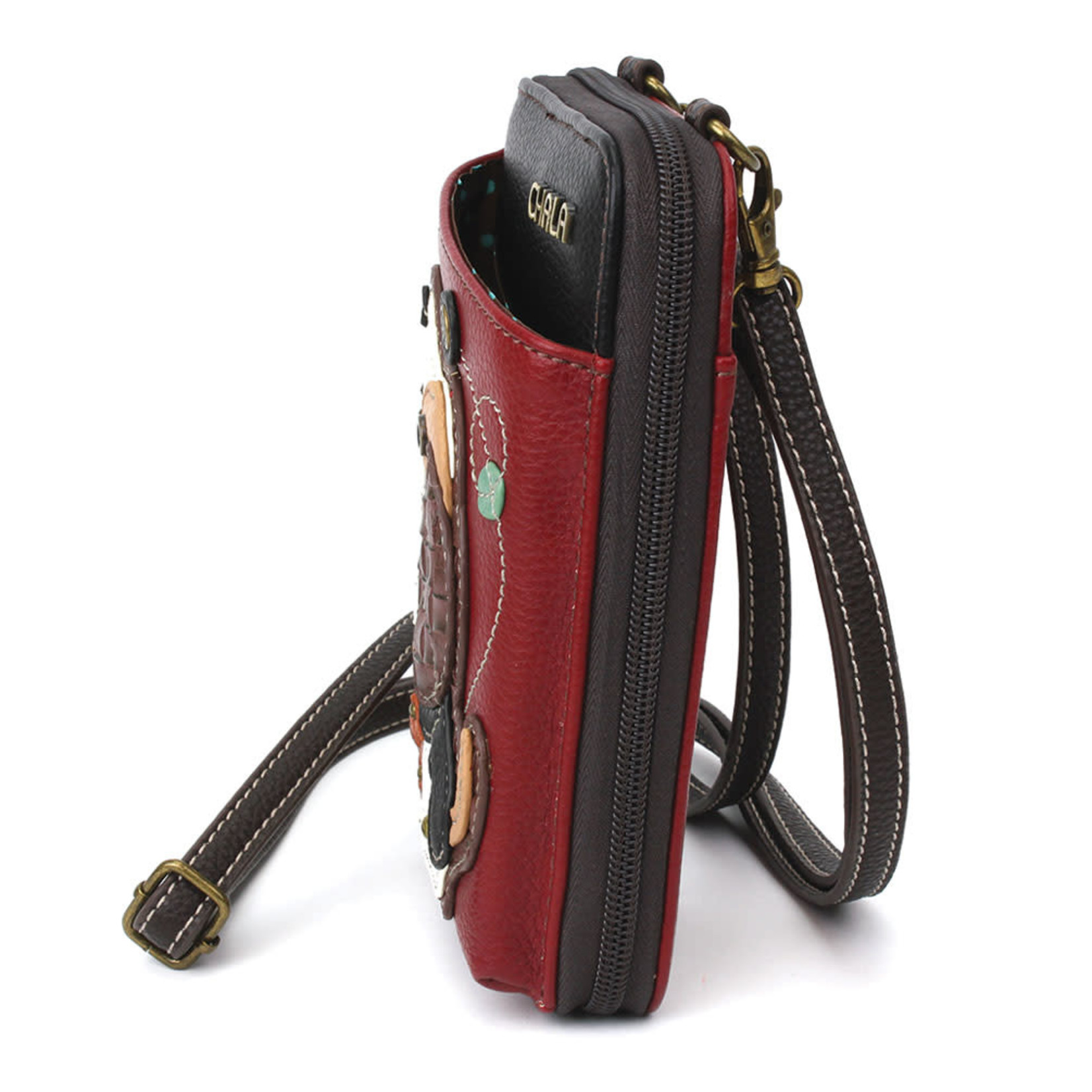 Chala Wallet Crossbody Dog A Gen II