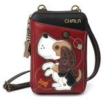 Chala Wallet Crossbody Dog A Gen II