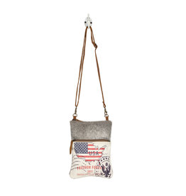 Myra Bags S-1258 Freedom Forever Small & Crossbody Bag