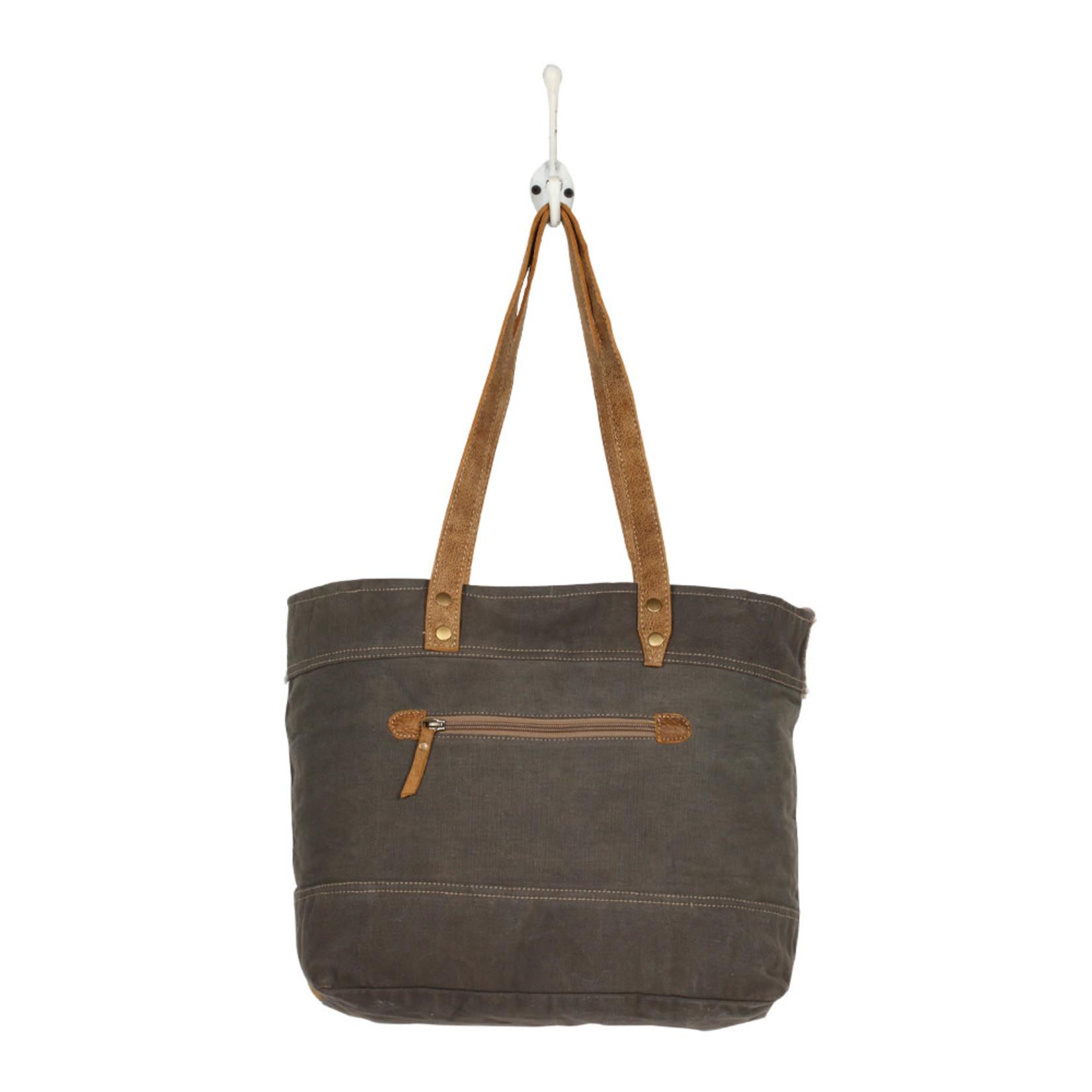 Myra Bags S-1268 Oromos Canvas Tote Bag