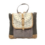 Myra Bags S-1287 Daisy Delight Backpack Bag