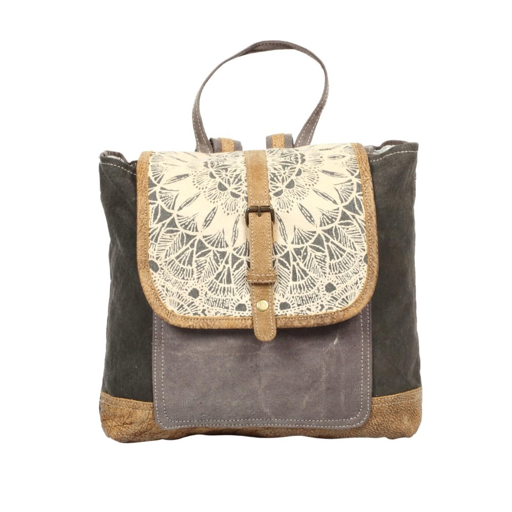 Myra Bags S-1287 Daisy Delight Backpack Bag
