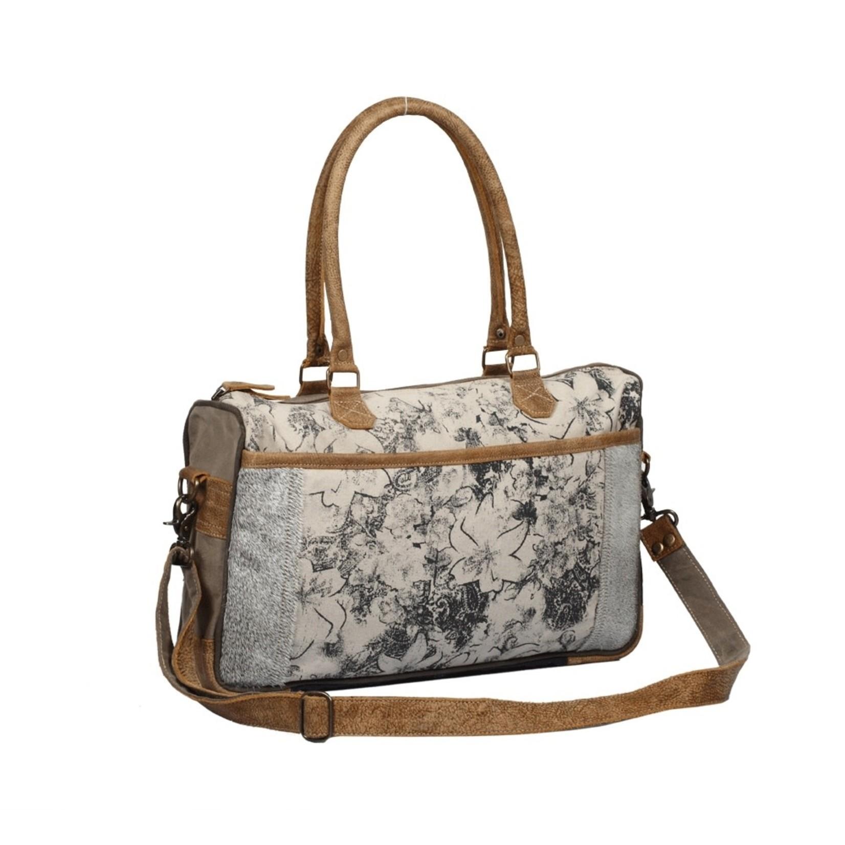 Myra Bags S-1292 Lanyard Messenger Bag