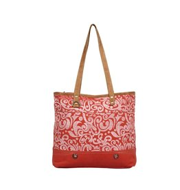 Myra Bags S-1311 Cherry Tote Bag