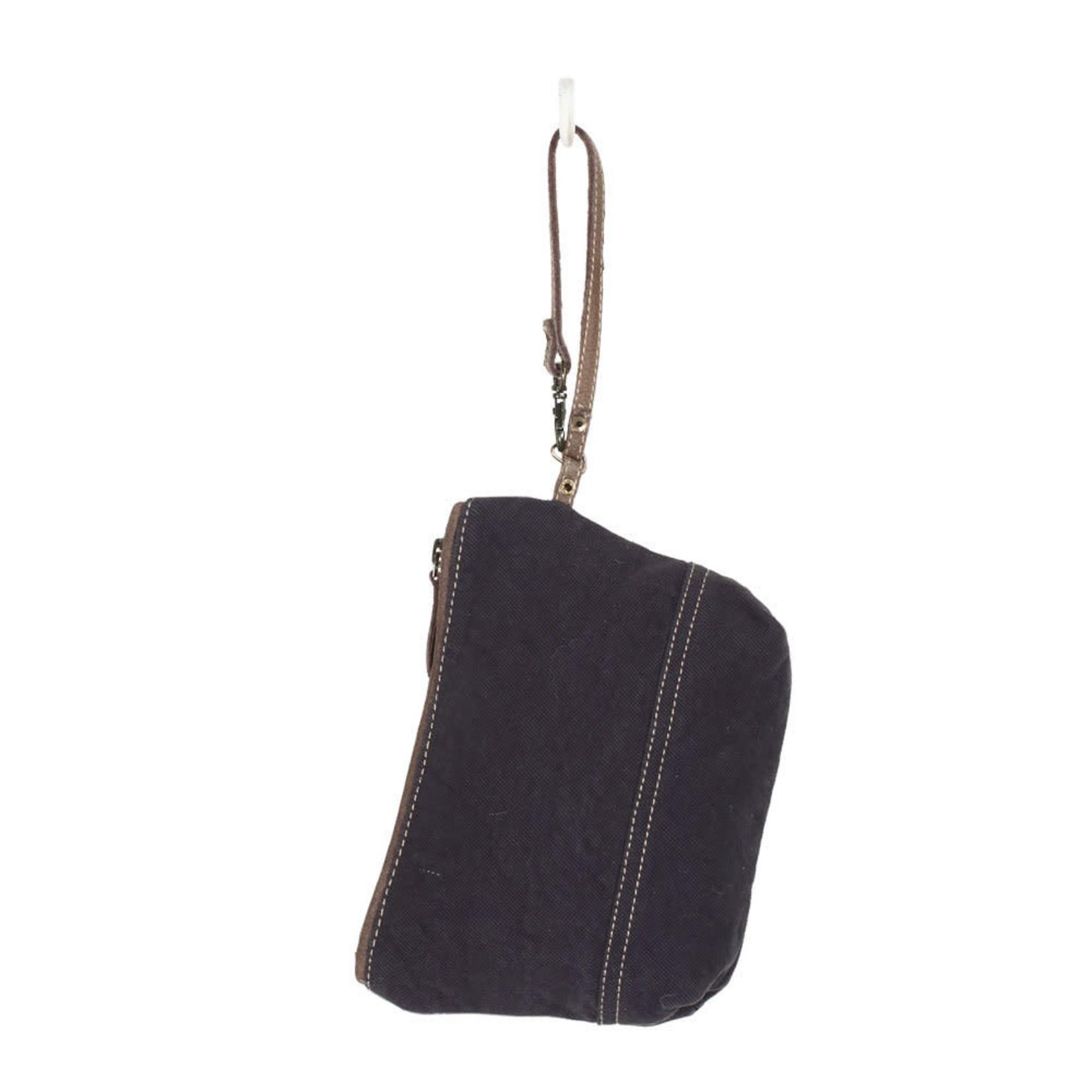 Myra Bags S-1321 Kilim Classical Design Pouch Wristlet