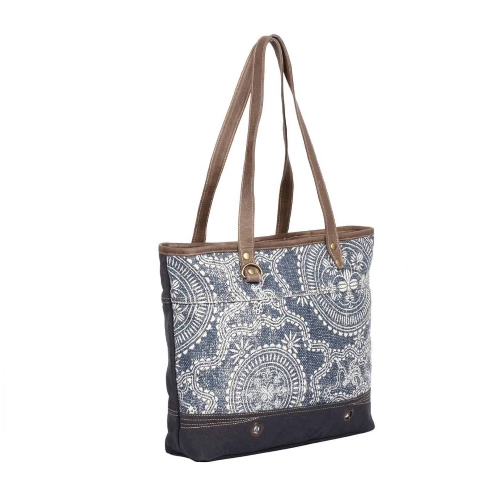 Myra Bags S-1323 Drawstring Style Tote Bag